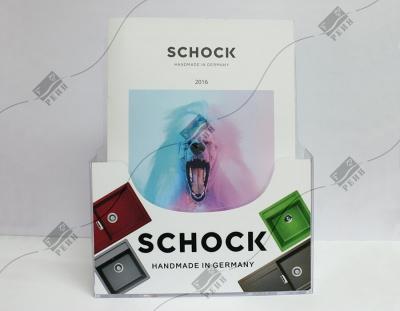 Schock каталог и стикер